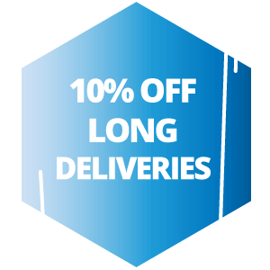 Long Delivery Orders