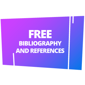 Bibliography & References