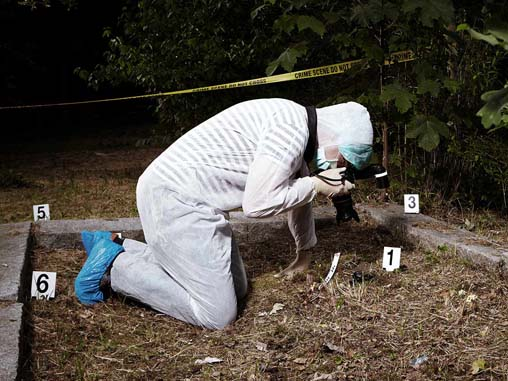 Forensic Science category image
